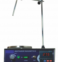 Agitador Magnético com Aquecimento 4 e 5 Litros / SPIN-HJ-4    HJ-5