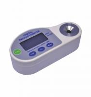 Refratômetro Digital Portátil, 28 a 65% Brix /SPIN-105-D