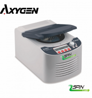 Microcentrífuga Refrigerada 24 Microtubos 1,5 – 2,0 ml  13.500 rpm Axygen® / SPIN-AXYSPIN