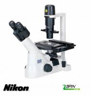 Microscópio Binocular Invertido Nikon TS100 / SPIN-TS100