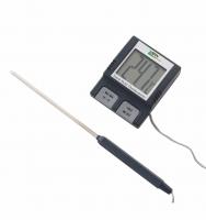 Termômetro Digital Portátil com Sonda Tipo Espeto,  -50°C a +200°C / SPIN-10404-10