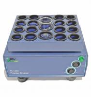 Agitador para frascos com aquecimento- SP-202